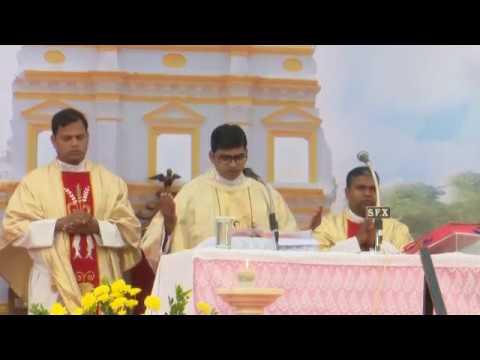 Novena St. Joseph Vaz 15-1-2018