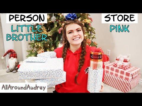 Roulette Christmas Shopping Switch Up I AllAroundAudrey
