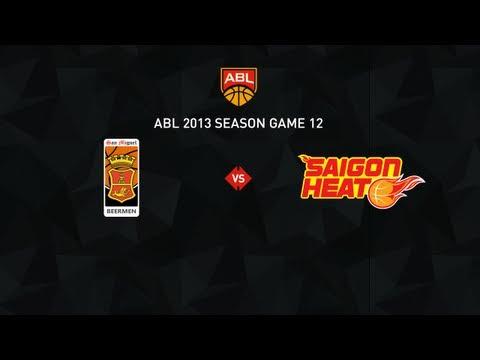 ABL 2013 Season, Game 12: San Miguel Beermen vs Saigon Heat