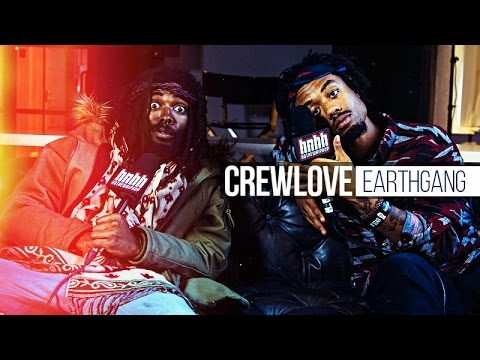 Crew Love: EarthGang (Interview)