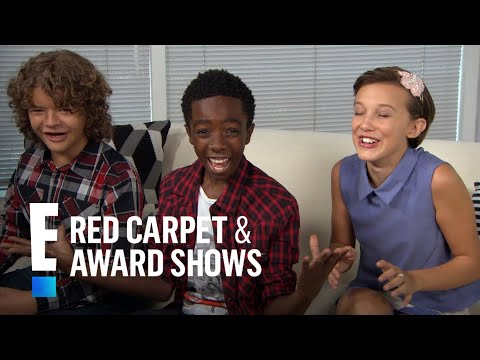 """Stranger Things"" Stars Have Celeb Fans! 