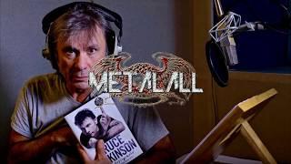 Bruce dickinson autobio Destruction death angel  narnia rolo tomassi Ne Obliviscaris black rain