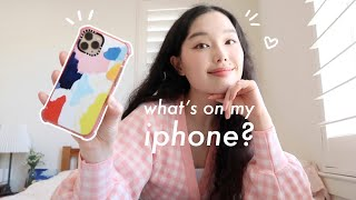 what's on my iphone 11 pro: productivity, where i watch kdramas & anime, how i edit photos