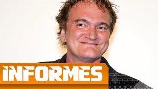 INFORME: Los proyectos secretos de Tarantino