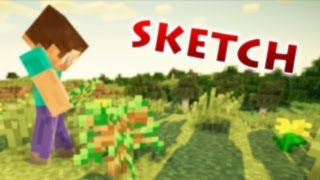 Росток - RedCrafting sketch show