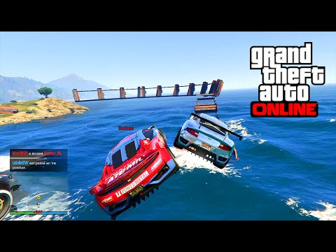 WATERWORLD GTA 5 ONLINE