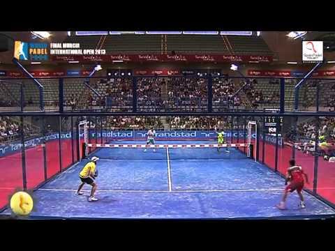 ムルシア(スペイン) ワールドパデルツアーオープンのベストプレー