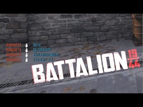 Iamchets with the nade tactics - Battalion 1944 thumbnail