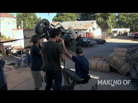 On-Set Footage, 'Footloose'