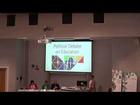 Political Debate on Education - Graduate School of Education, University of Bristol