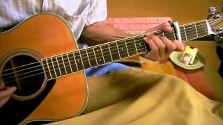 素人のギター弾き語り 淋しい気持ちで シバ 詞曲・シバ、1972年 Samishi...