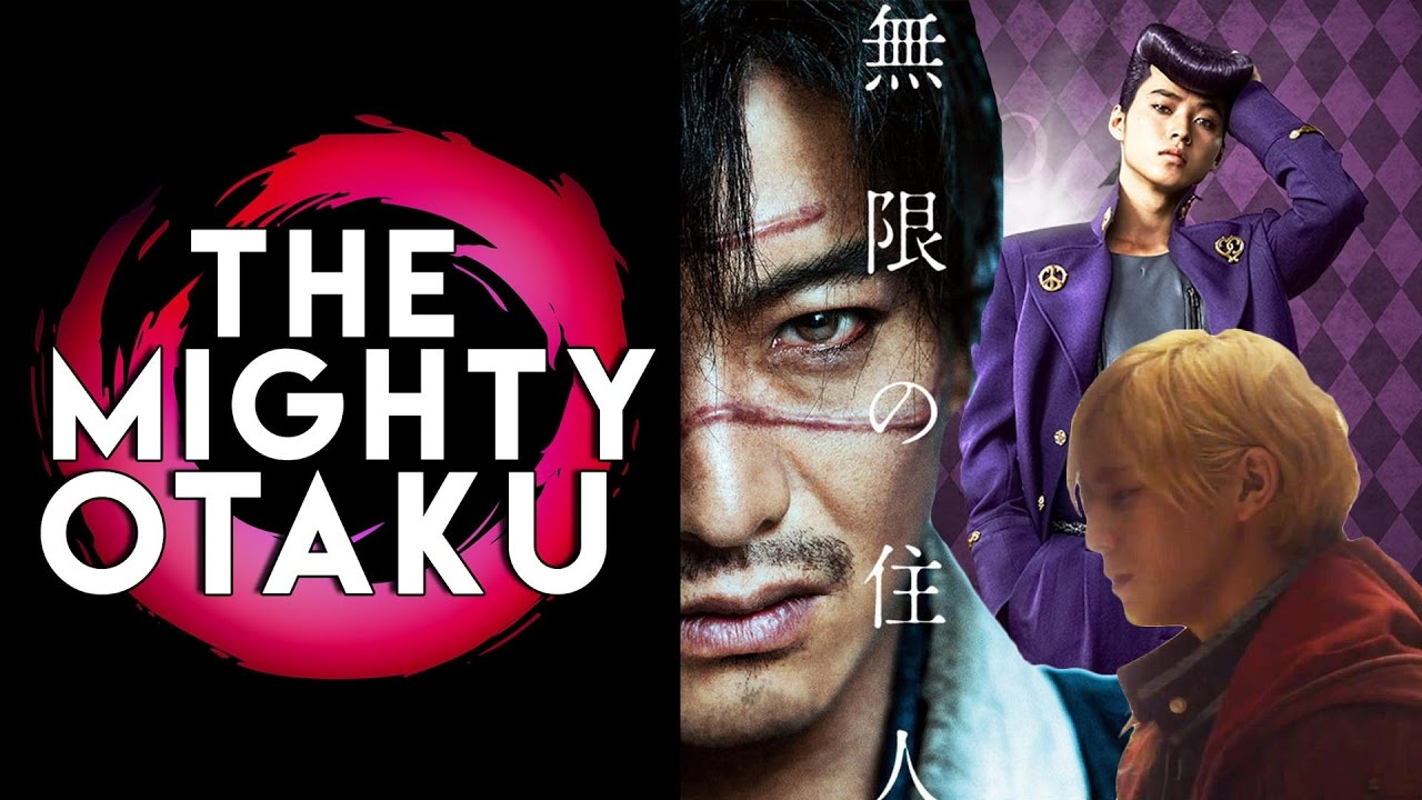 Upcoming Live Action Anime Adaptations