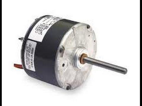 Hvac Commercial Service Training Condenser Fan Motor