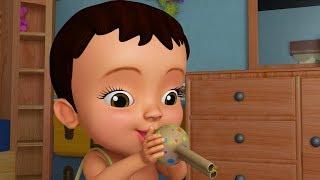 Baburam Sapure- বাবুরাম সাপুড়ে   Bengali Rhymes for Kids   Infobells