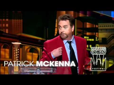 Patrick McKenna at the 2010 CBC Winnipeg Comedy Festival 01