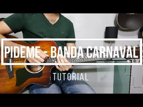 TUTORIAL - Pideme (Banda Carnaval)