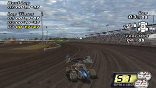 World of Outlaws Sprint Cars 2002 Gameplay and free download