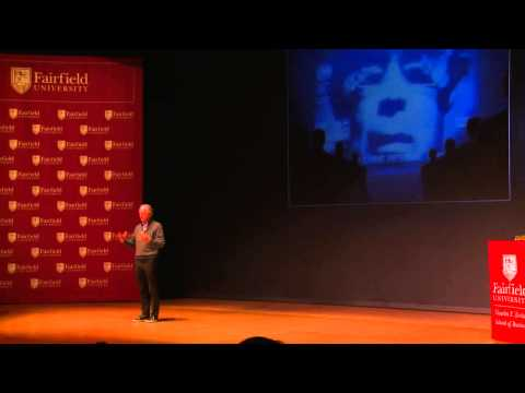 Dolan School of Business hosts John Sculley - Lecture