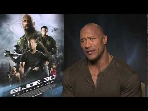 Dwayne 'The Rock' Johnson Talks Expendables 3 And Journey 3  Empire Magazine