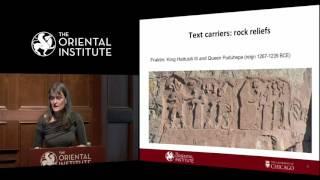 Petra Goedegebuure | Luwian Hieroglyphs: An Indigenous Anatolian Syllabic Script