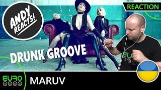 SPECIAL REACTION REQUEST MARUV BOOSIN Drunk Groove ANDY REACTS