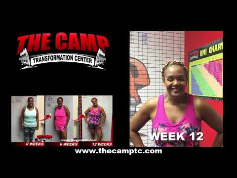 Jacksonville FL Weight Loss Fitness 12 Week Challenge Results - Lena S.