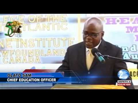 GUYANA ASKED TO EMBRACE TVET AND ERADICATE UNEMPLOYMENT