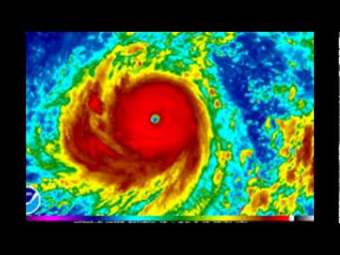 Super Typhoon Soudelor Strongest Storm on Earth in 2015!