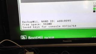 (HOW TO) Nintendo Wii Softmod: making the NAND Backup