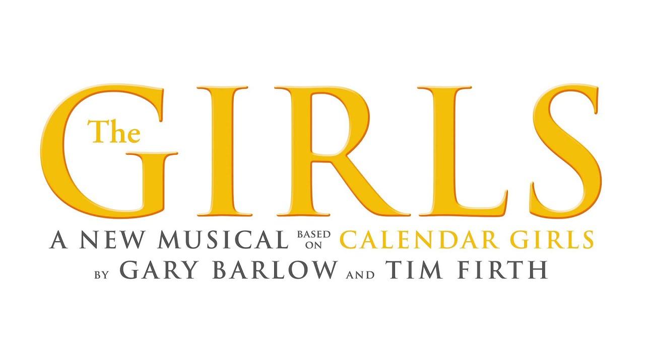 Tim Firth: Calendar Girls - The Musical, a new musical by Tim Firth