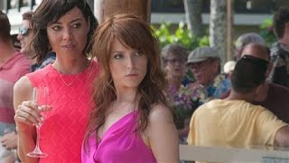 Anna Kendrick Dishes on 'Mike and Dave Need Wedding Dates'