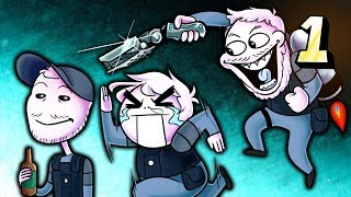 Oney Plays Minority Report - EP 1 - DAAA