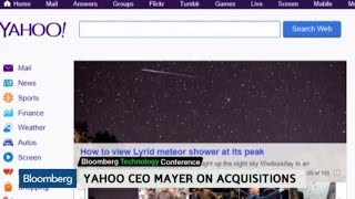 LinkedIn's Scott: Mayer Has Improved Things at Yahoo