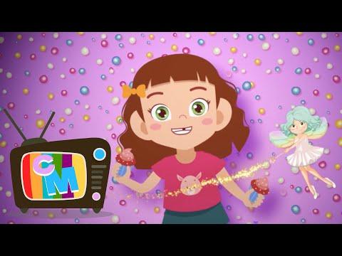Zana Maseluta- Clopotelul Magic – cantece pentru copii – Cantece pentru copii in limba romana