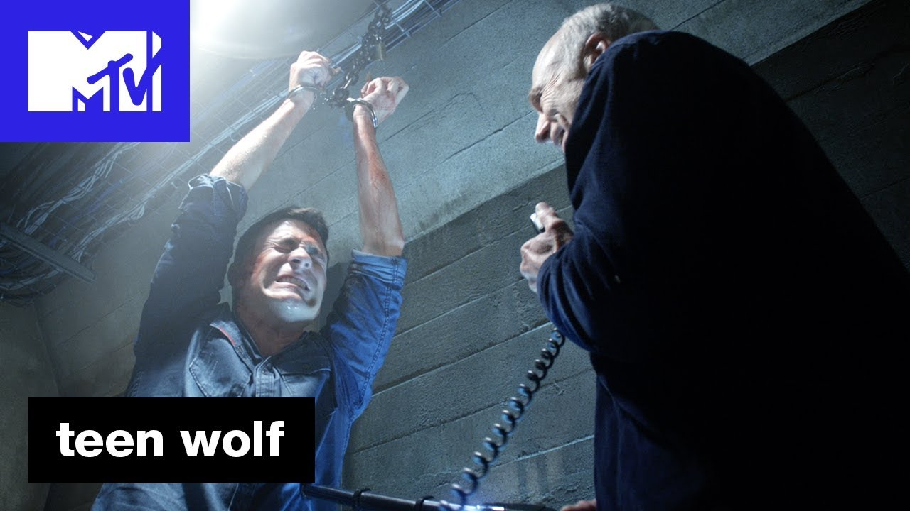 'Gerard Sends A Warning To The Pack' Official Sneak Peek | Teen Wolf  (Season 6B) | MTV