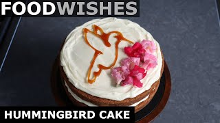 Hummingbird Cake - F๐od Wishes