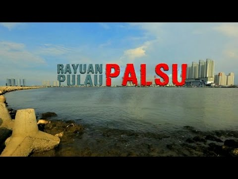 RAYUAN PULAU PALSU - THE FAKE ISLANDS (full movie)