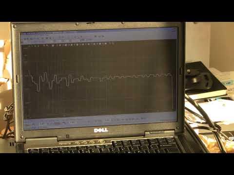 PIONEER CT-F1000 WOW & FLUTTER Measurement