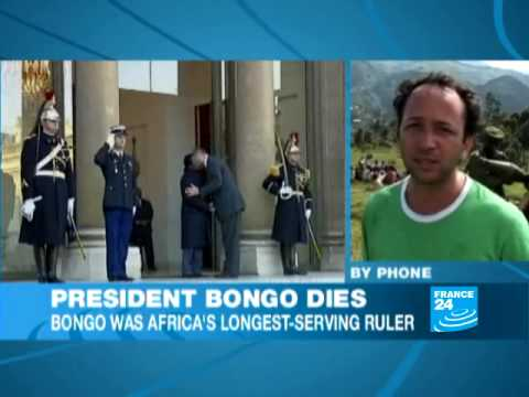 Gabon: government denies reports of Omar Bongo's death