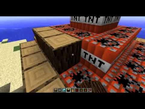 (TSGrock) Minecraft Special 3 ลอบสังหารวางระเบิด!!