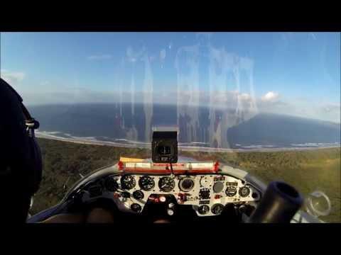 Low Level Flying Byron Bay Lighthouse