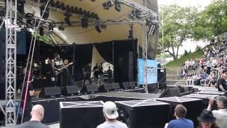 Gallows 'Mystic Death' Rockavaria 2015 Munich 31 May