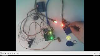 RFID-RC522 with Excel using Arduino video, RFID-RC522 with