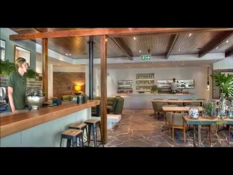 The Company's Garden Restaurant - Restaurants in Gardens