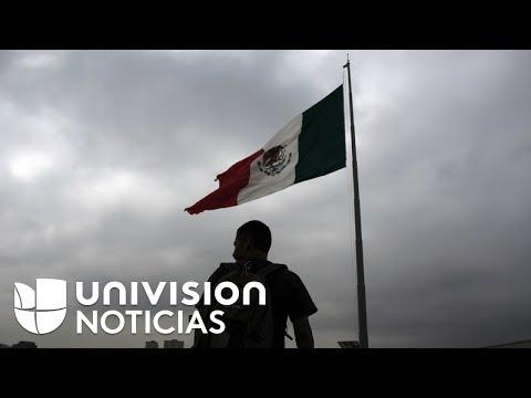 Inmigrantes centroamericanos sufren la tragedia de la deportación en México