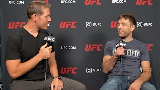 Ryan Hall is Excited to Return to the Octagon