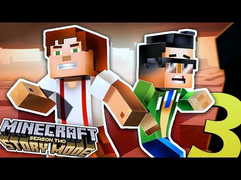 MINECRAFT STORY MODE SAISON 2 - EPISODE 3 !!! (FR)