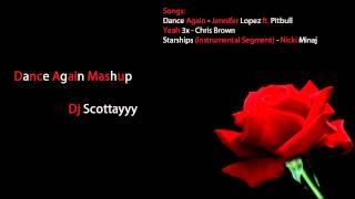 Jennifer Lopez - Dance Again Remix / Mashup ft. Pitbull Chris Brown