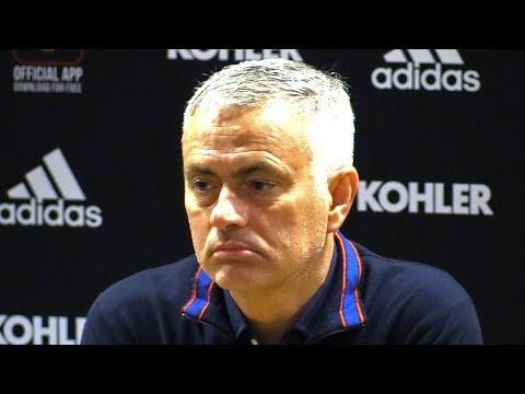 Manchester United 3-2 Newcastle - Jose Mourinho Full Post Match Press Conference - Premier League