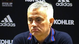 Manchester United 3-2 Newcastle - Jose Mourinho Full Post Match Press Conference - Premier League